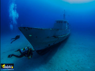 Lady Thetis wreck - Limassol