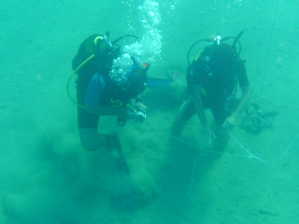 Search and Recovery Specialty Diver Course